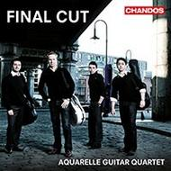 Aquarelle Guitar Quartet: Final Cut | Chandos CHAN10723