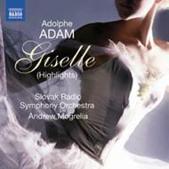Adam - Giselle (highlights) | Naxos 8572924