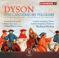 Dyson - The Canterbury Pilgrims, At the Tabard Inn, In Honour of the City of London | Chandos - 2-4-1 CHAN24143