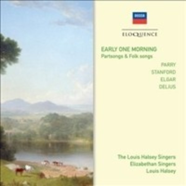Early One Morning: Partsongs & Folk songs