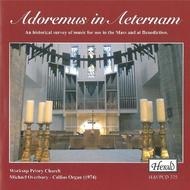 Adoremus in Aeternam: An historical survey of music for use in the Mass and at Benediction | Herald HAVP375