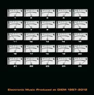 DIEM 25 Years: Electronic music composed at DIEM 1987-2012 | Dacapo 822655960