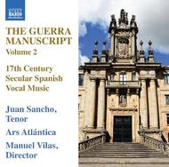 The Guerra Manuscript Vol.2 | Naxos 8572876
