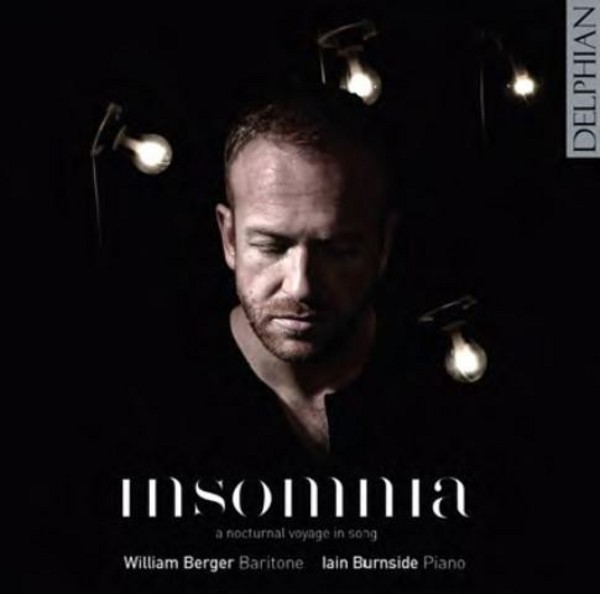 Insomnia: A nocturnal voyage in song | Delphian DCD34116