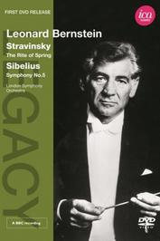 Leonard Bernstein conducts The Rite of Spring & Sibelius Symphony No.5