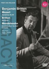 Benjamin Britten conducts Mozart and Britten