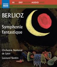 Berlioz - Symphonie Fantastique (Blu-ray Audio)