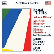 Kenneth Fuchs - Atlantic Riband, American Rhapsody, etc