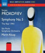 Prokofiev - Symphony No.5, The Year 1941