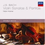 J S Bach - Sonatas and Partitas for Solo Violin