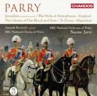 Parry - Orchestral and Choral Works | Chandos CHAN10740
