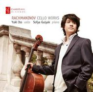 Rachmaninov - Cello Works | Champs Hill Records CHRCD044