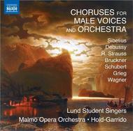 Choruses for Male Voices and Orchestra | Naxos 8572871