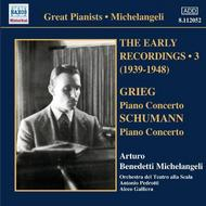 Michelangeli: The Early Recordings Vol.3 (1939-1948)
