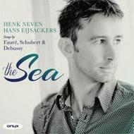 The Sea: Songs by Faure, Schubert & Debussy | Onyx ONYX4102