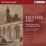 Exultate Deo: Music inspired by the Psalms of David