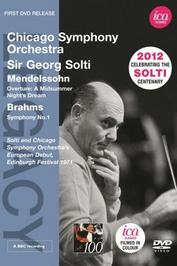 Brahms - Symphony No.1 / Mendelssohn - Midsummer Night�s Dream Overture