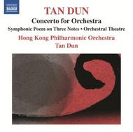 Tan Dun - Orchestral Works