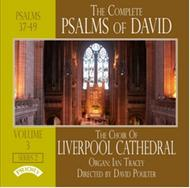 The Complete Psalms of David Vol.3 | Priory PRCD1079