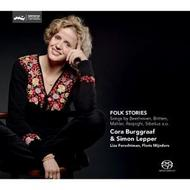 Folk Stories: Songs by Beethoven, Britten & Mahler | Challenge Classics CC72346