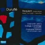 Durufle - Complete Choral Works | Nimbus NI5599