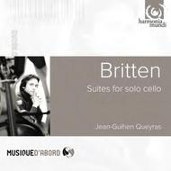 Britten - Suites for Solo Cello
