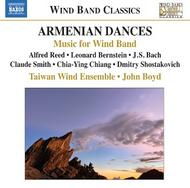 Armenian Dances: Music for Wind Band
