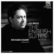 J S Bach - The English Suites, BWV806-811