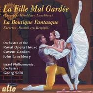 Herold - La Fille mal Gardee (highlights) / Rossini - Boutique Fantasque (highlights) | Alto ALC1213