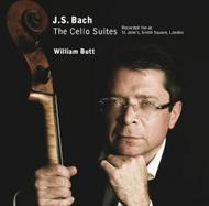J S Bach - The Cello Suites