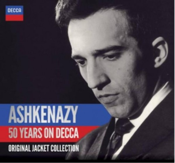 Vladimir Ashkenazy: 50 Years on Decca (Original Jacket Collection)