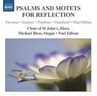 Psalms and Motets for Reflection | Naxos 8572540