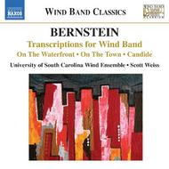 Bernstein - Transcriptions for Wind Band