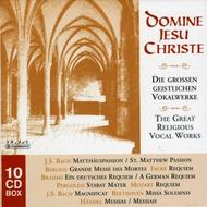 Domine Jesu Christi: The Great Religious Vocal Works (10CD)