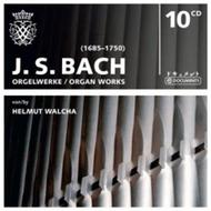 J S Bach - Organ Works (10CD)