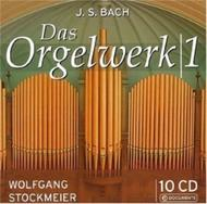 J S Bach - Organ Works Vol.1 (10CD)