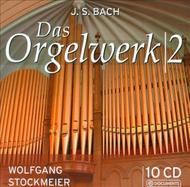J S Bach - Organ Works Vol.2 (10CD)