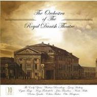 The Orchestra of the Royal Danish Theatre (10CD)