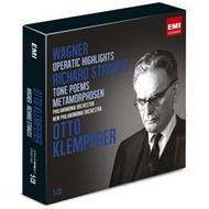 Wagner - Operatic Highlights / R Strauss - Tone Poems, Metamorphosen | EMI 2484682