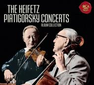 The Heifetz Piatigorsky Concerts: Album Collection