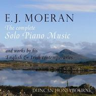 E J Moeran - The Complete Solo Piano Music
