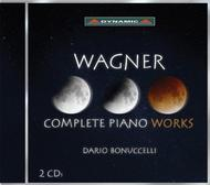 Wagner - Complete Piano Works | Dynamic CDS76112