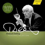 Helmuth Rilling�s Personal Selection
