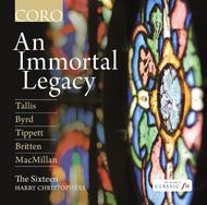An Immortal Legacy | Coro COR16111
