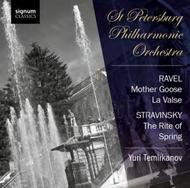 Ravel - Mother Goose, La Valse / Stravinsky - Rite of Spring