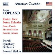 Copland - Rodeo, Dance Panels, El Salon Mexico, Danzon Cubano