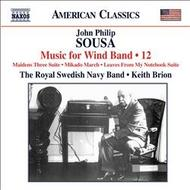 Sousa - Music for Wind Band Vol.12