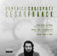 Domenico Codispoti plays Cesar Franck