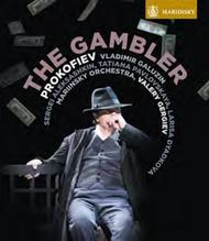 Prokofiev - The Gambler (Blu-ray)