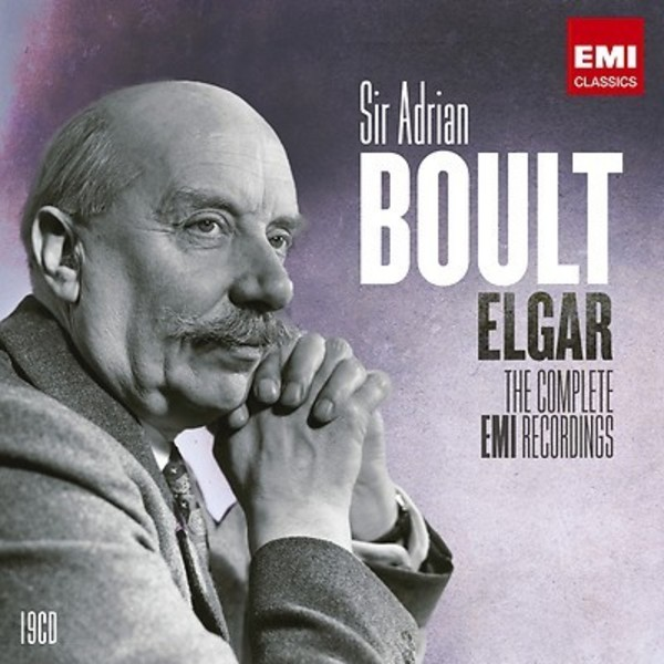 Sir Adrian Boult: Elgar - The Complete EMI Recordings